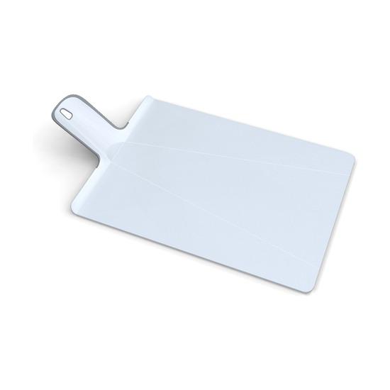 Доска разделочная Chop-2-pot Plus, большая, белая