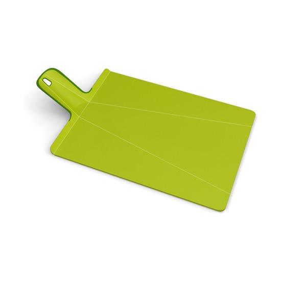 Доска разделочная Chop-2-pot Plus, большая, зеленая