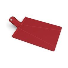 Доска разделочная Chop-2-pot Plus, большая, красная