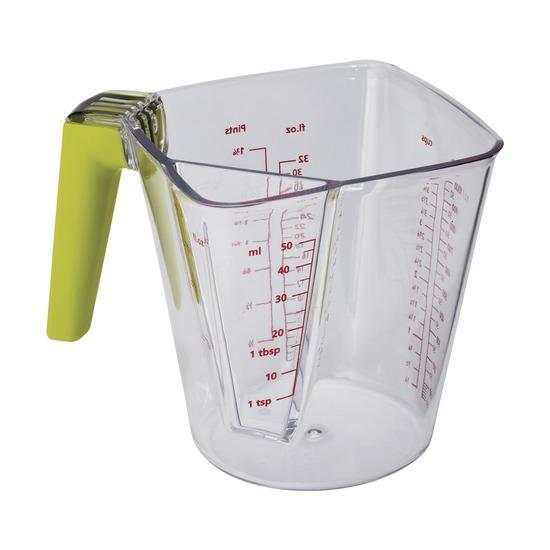 Мерный стакан с делениями 2-в-1