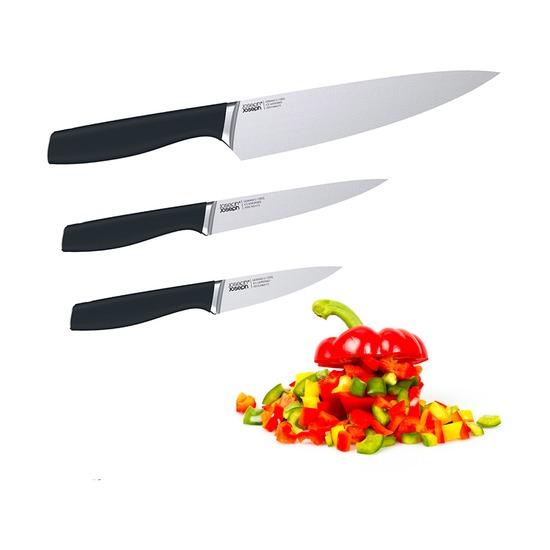 Набор их 3 ножей Elevate, коллекция 100