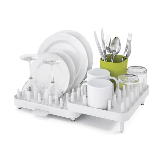 Сушилка для посуды Connect, белая