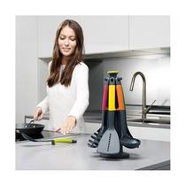 Набор кухонных инструментов Elevate Carousel, разноцветный
