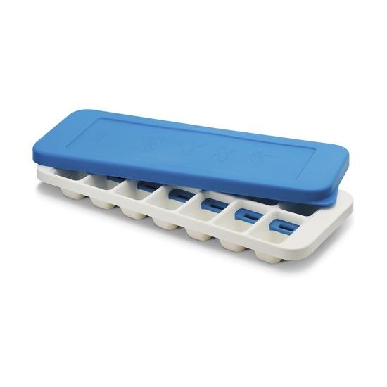 Форма для льда Quicksnap Plus, бело-голубая