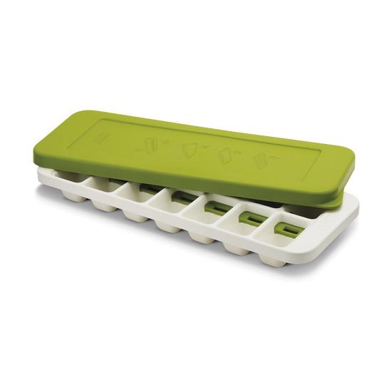 Форма для льда Quicksnap Plus, бело-зеленая
