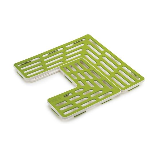 Подложка для раковины универсальная Sinksaver, зеленая