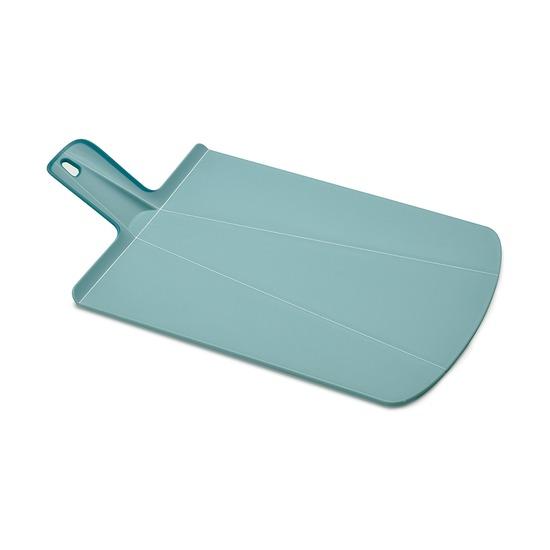 Доска разделочная Chop-2-pot, большая, голубая