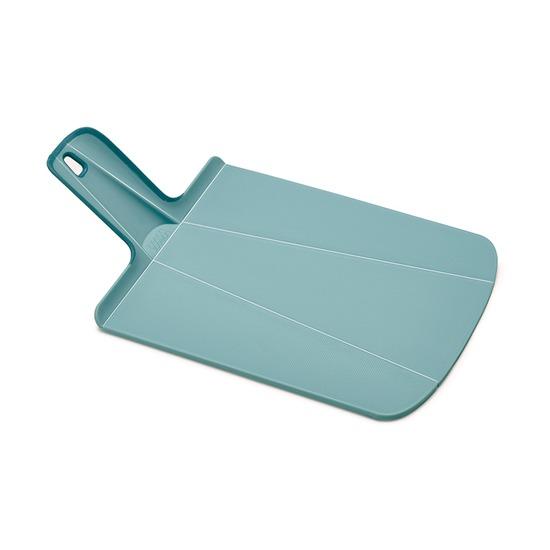Доска разделочная Chop-2-pot, средняя, голубая