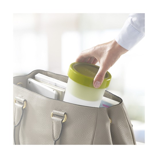 Ланч-бокс для супа компактный GoEat, зелёный