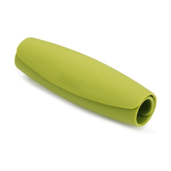 Коврик для чистки чеснока Scroll, зеленый