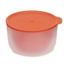 Миска для СВЧ M-Cuisine, 2 л, оранжевая