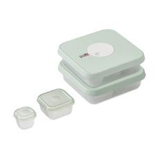 Набор из 15 контейнеров для детского питания Dial Baby
