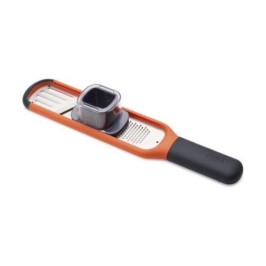 Терка и слайсер 2-в-1 Handi-Grate, оранжевая