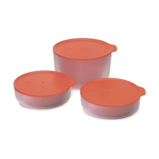 Набор мисок для СВЧ M-Cuisine, 3 шт.