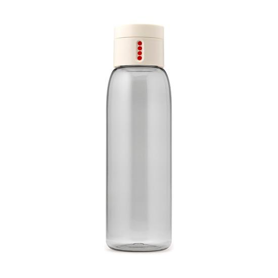 Бутылка для воды Dot, 600 мл, белая