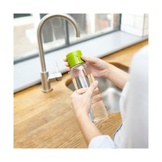 Бутылка для воды Dot, 600 мл, зеленая