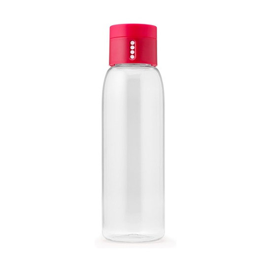 Бутылка для воды Dot, 600 мл, розовая
