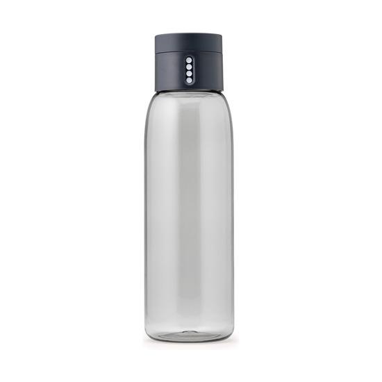 Бутылка для воды Dot, 600 мл, серая
