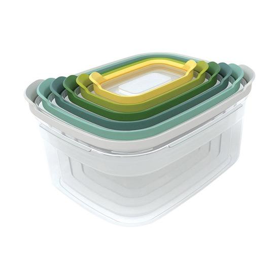 Контейнеры для хранения продуктов Nest 6, опал