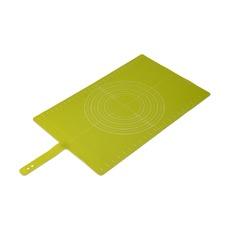 Коврик для теста с разметкой Roll-up, зеленый