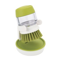 Щетка с моющим средством Palm Scrub, зеленая