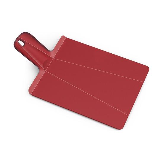 Доска разделочная Chop-2-pot Plus, средняя, красная