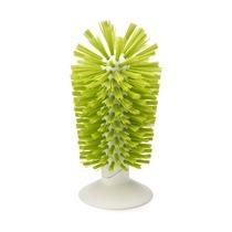 Щетка для стаканов на присоске Brush-Up, зеленая