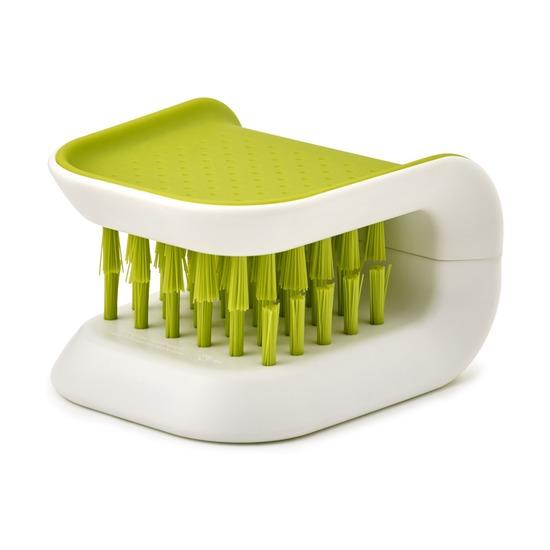 Щетка для столовых приборов Bladebrush, зеленая