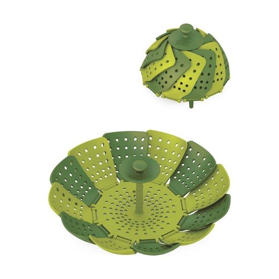 Пароварка Lotus Plus, зеленая