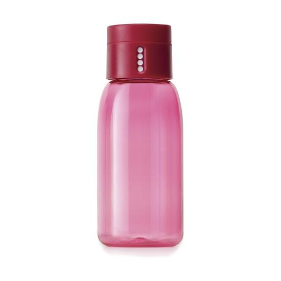 Бутылка для воды Dot, 400 мл, розовая