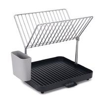 Сушилка для посуды со сливом Y-Rack, серый
