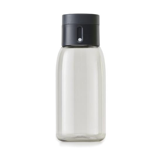 Бутылка для воды Dot, 400 мл, серая