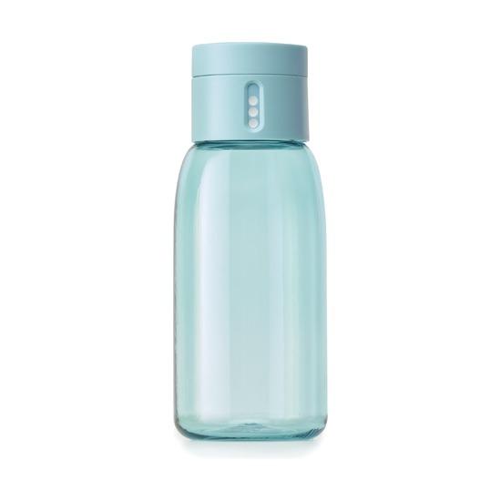 Бутылка для воды Dot, 400 мл, бирюзовая