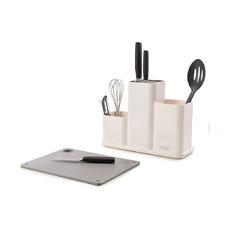 Органайзер для кухонной утвари настольный CounterStore, белый