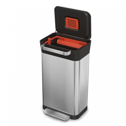 Контейнер для мусора с прессом Titan, 30 л