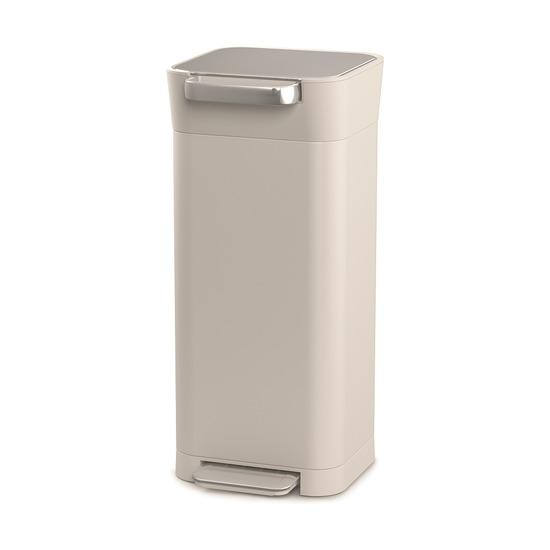 Контейнер для мусора с прессом Titan, 20 л, серый