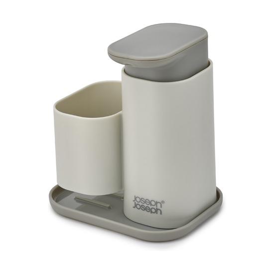 Органайзер для раковины и диспенсер для жидкого мыла Duo
