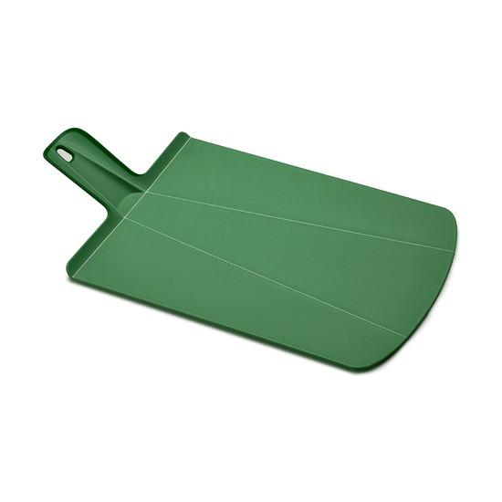 Доска разделочная Chop-2-pot Plus, большая, тёмно-зелёная