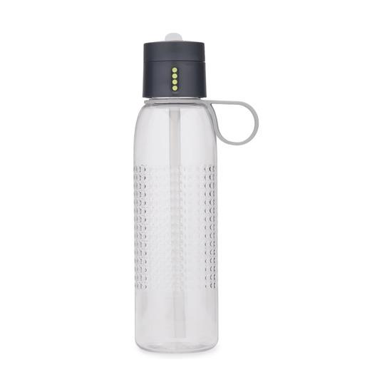 Бутылка для воды Dot Active, 750 мл, серая