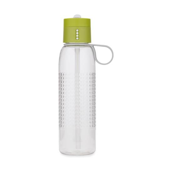 Бутылка для воды Dot Active, 750 мл, зелёная