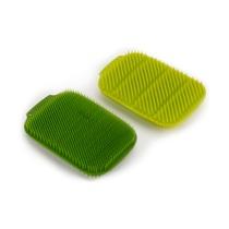 Набор из 2 малых щеток для мытья посуды CleanTech