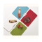 Набор разделочных досок с ножом Folio Regular, серебристый