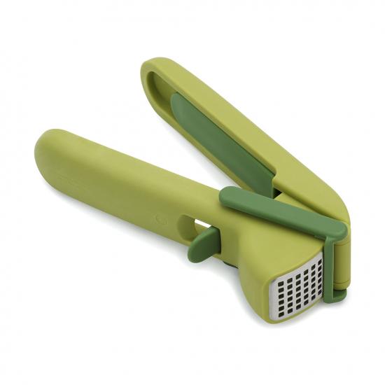 Пресс для чеснока Cleanforce, зеленый
