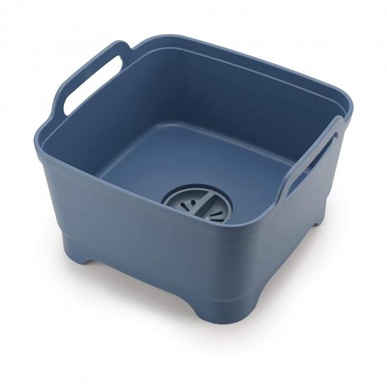 Контейнер для мытья посуды Wash&Drain Sky
