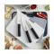 Набор разделочных досок с ножами Nest Plus, серебристый