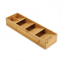 Органайзер для столовых приборов Drawerstore Bamboo, деревянный