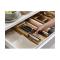Органайзер для ножей Drawerstore Bamboo, деревянный