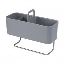 Органайзер для раковины Doorstore, серый