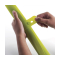 Коврик для теста с разметкой Roll-up и мерный стакан 2 в 1