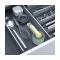 Коврик для теста с разметкой Roll-Up и набор мерных ёмкостей Nest